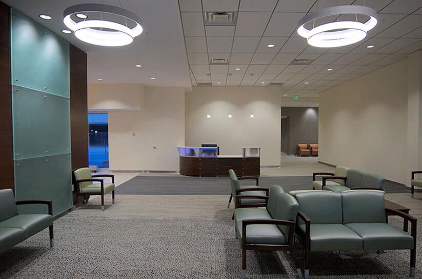 CCRM Minneapolis Waiting Room