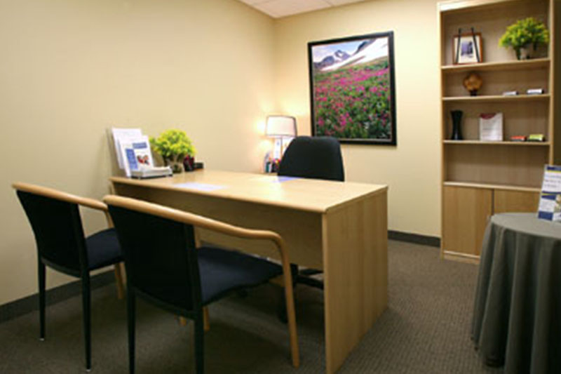 Doctors Office Consulting Room