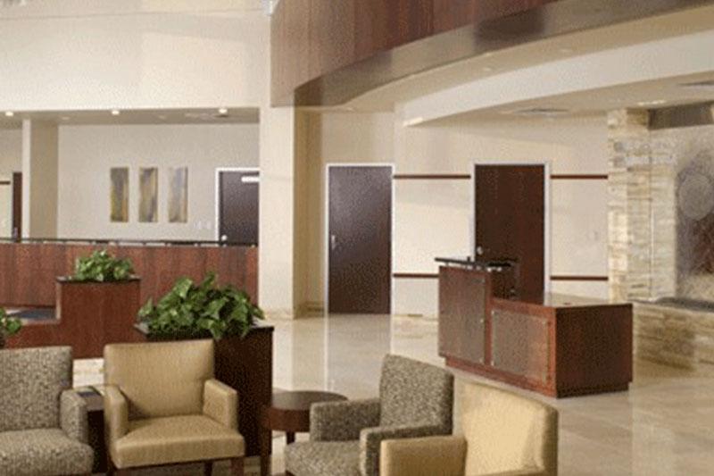 CCRM lobby