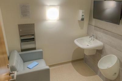 CCRM New York bathroom