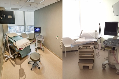 CCRM New York exam rooms