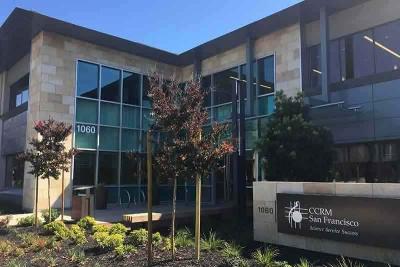 CCRM San Francisco office
