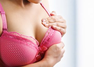 What to do if you notice a lump in your breast