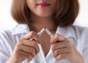Effects of smoking on fertility