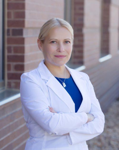 Dr. Mandy Katz-Jaffe