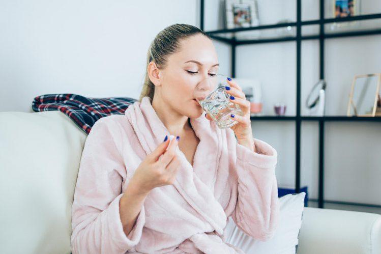 4. Pastikan Asupan Vitamin D Anda Cukup