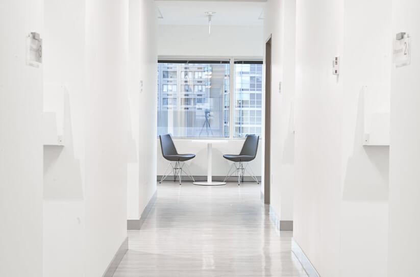 CCRM Toronto Hallway 2