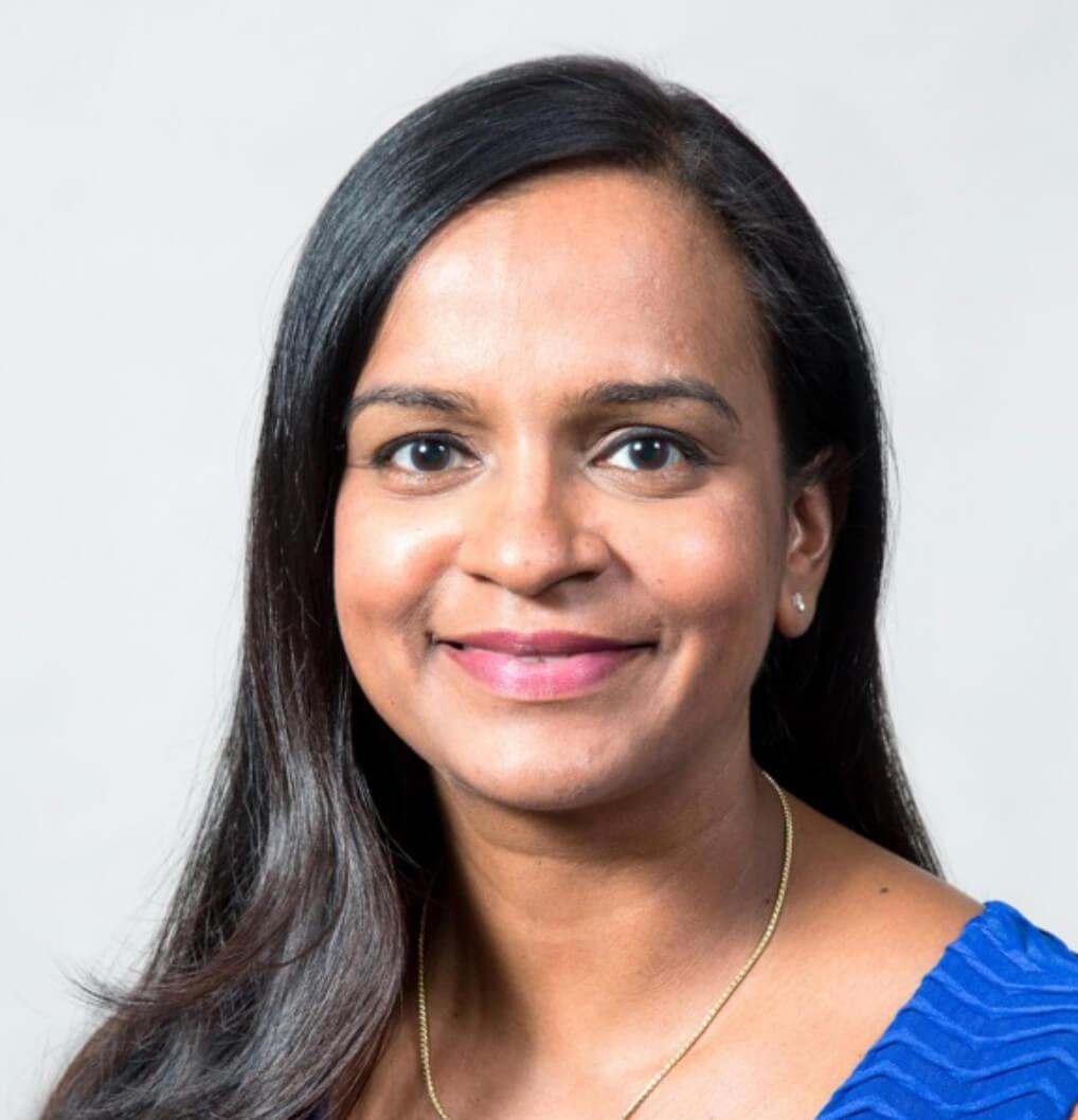 Dr. Laxmi Kondapalli Headshot