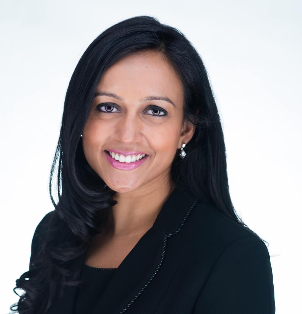 Dr. Rashmi Kudesia headshot