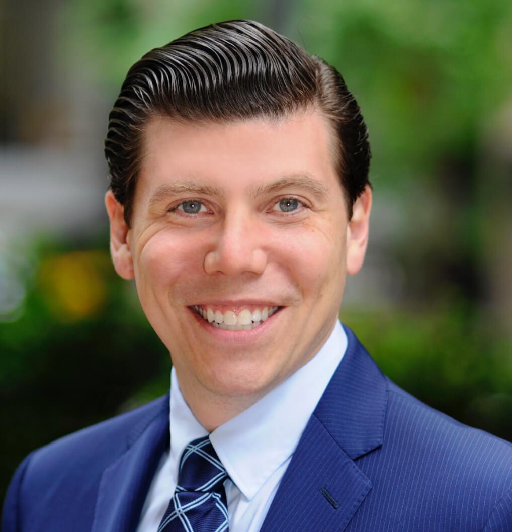 Dr. Brian Levine Headshot