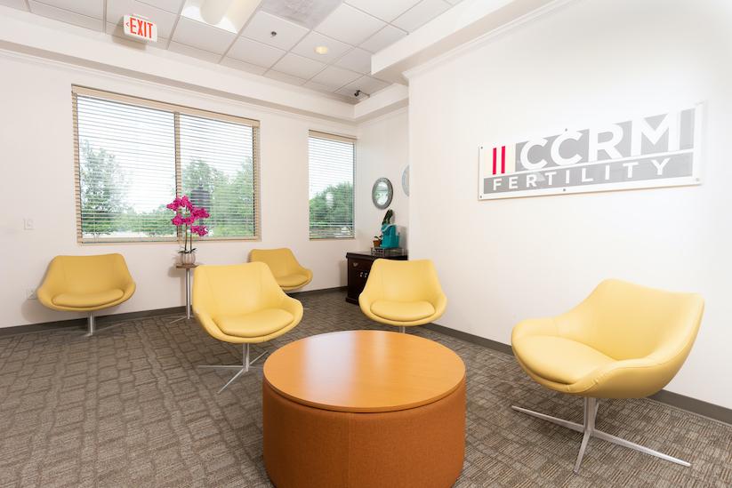 CCRM Dallas-Fort Worth lobby