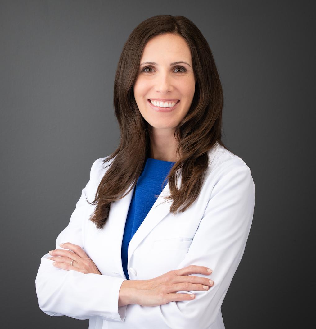 Dr. Lauren Sundheimer Headshot