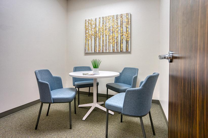 CCRM Dallas-Fort Worth Consultation Room