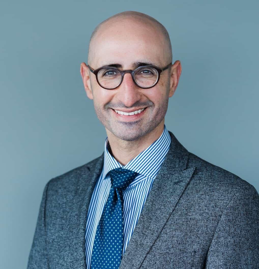 Dr. Wael Salem Headshot