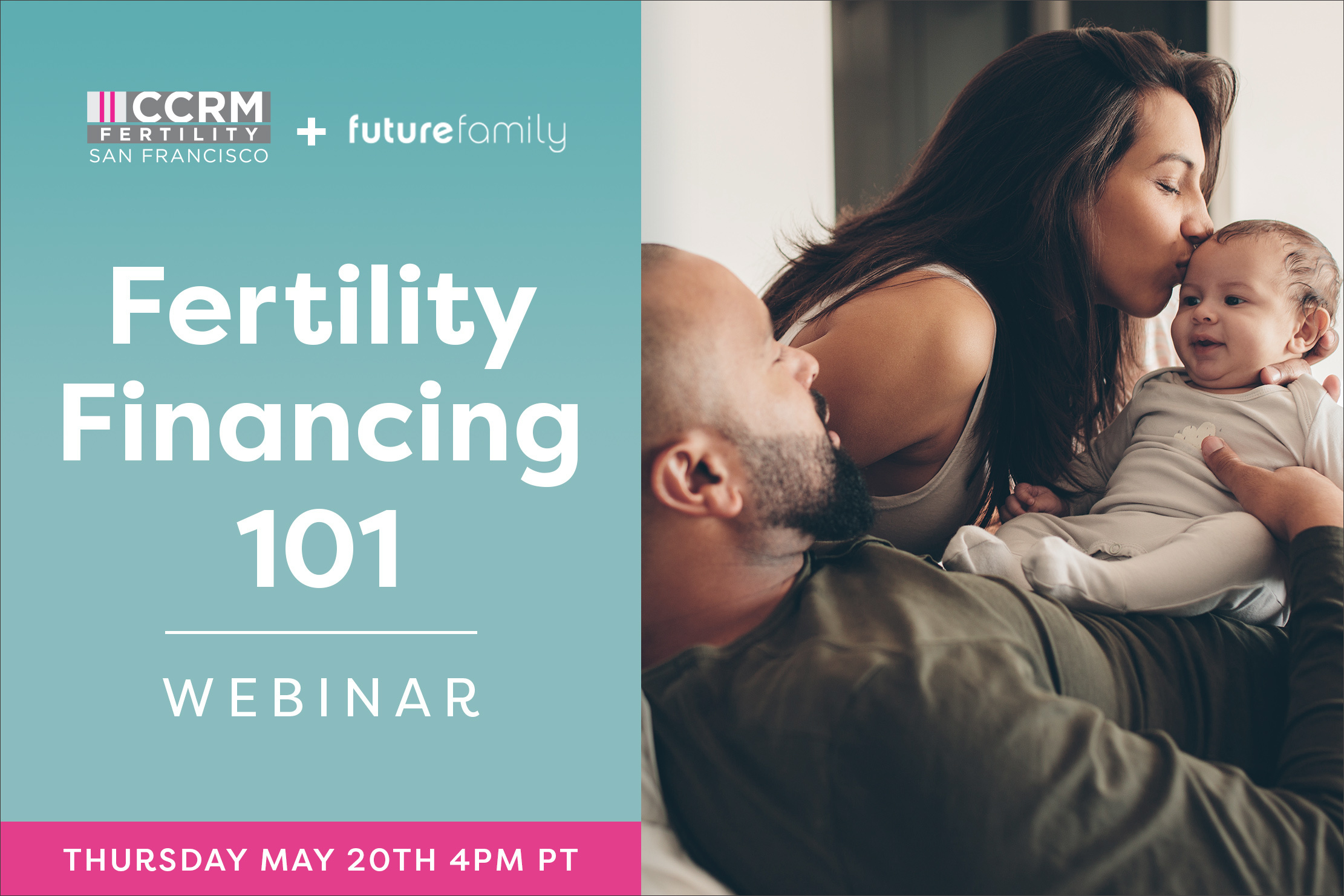 Future Family and CCRM SF Webinar Image