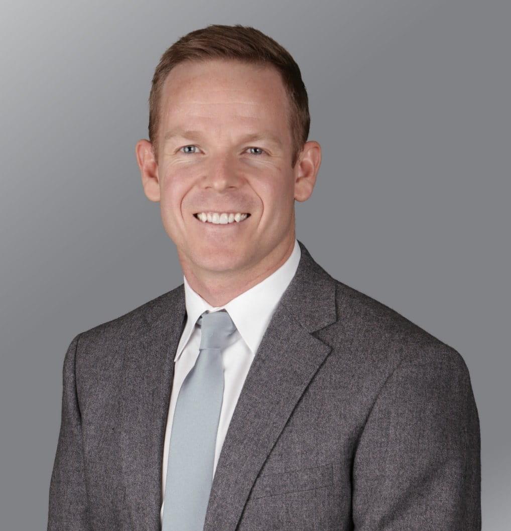 Dr. Brent Hanson Headshot
